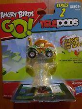 NIP Angry Birds Go! Telepods Kart Series 2 HAL BOOMERANG BIRD Rovio Hasbro