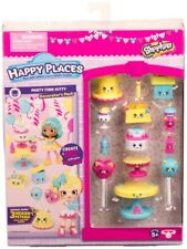 Shopkins Happy Places Series 3 Party Time Kitty Decorator's Pack