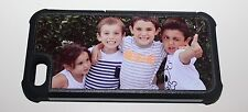 Custom iPhone 4/4s plastic case w/ rubber insert with you own photo!
