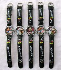 10 pcs/lot HOT Sale Fashion mickey Watch Watches children kids watch