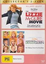 The Lizzie McGuire Movie / Confessions of a Teenage Drama Queen * NEW DVD *