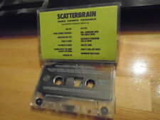 RARE PROMO Scatterbrain CASSETTE TAPE Here Comes Trouble NUCLEAR ASSAULT metal !