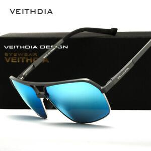 VEITHDIA Polarized Sunglasses Mirror Sun Glasses Mens Driving Sports Eyewear