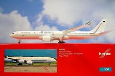 Herpa Wings 1:500 Airbus A340-500 ItalianAirForce I-TALY 530385 Modellairport500