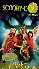 Scooby Doo VHS Movie LN Free Postage In Australia
