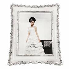 European Luxury Wedding Photo Frame Anniversary Birthday Gift Rose Decor Display