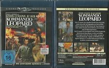 Kommando Leopard  (Cinema Treasures) [Blu-ray] Lewis Collins Neu!