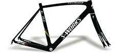 Specialized S-WORKS Bicycle Frame Decal Set MTB/Road (Gloss White)