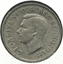 1938 5 cents circulated Coin. Buy the coin you see.