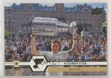 2019-20 Upper Deck Day with the Cup Alexander Steen #DC-21