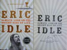 Signed Always Look on the Bright Side of Life by Eric Idle 1st Hbk Monty Python