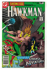 DC Comics SHOWCASE PRESENTS HAWKMAN No 102 Strange Adventures VG/F