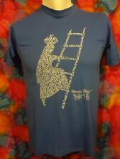 Navajo Prayer - Night Way - Vintage T-shirt - Blue - M