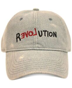 Sean John Men's Revolution Heavy Wash Denim Baseball Hat SJMH0006MC Blue Cap
