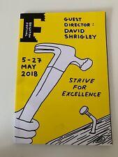 Nuovo di zecca-ART-DA COLLEZIONE David shrigley-ridicolo stress Swan cosa!!!