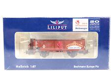 offener Güterwagen Om21 der DB,Ep.III,Liliput 235022,SoMo 2013,OVP,TOP,UR