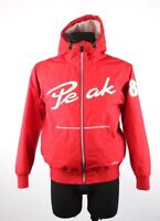 Peak Performance Jibber/Hipe Peak Red Men Bomber Jacket Size S