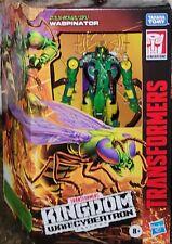 Hasbro Transformers Kingdom War For Cybertron Trilogy Waspinator Brand New