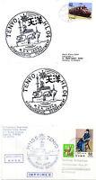 JAPAN SURVEY SHIP MSA TENYO A SHIPS CACHED COVER & CARD