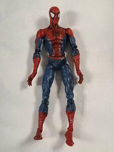 Spider-Man Classics 6'' SPIDER-MAN (McFarlane) Wall Crawling Series 12 Toy Biz