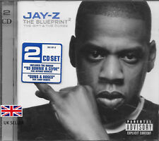 JAY Z - THE BLUEPRINT2 - THE GIFT &THE CURSE - NEW SOUND TRACK CD
