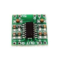 5p PAM8403 Mini 2 Channel Stereo 3W Class D Audio Power Amplifier Module