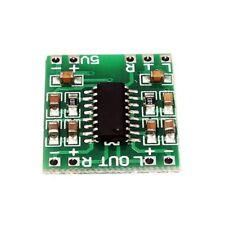 Pam8403 Mini 2 Channel 3w Stereo Class D Audio Power Amplifier Module Board UK