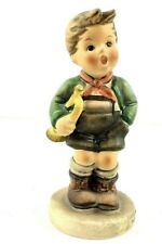 "Goebel Hummel ""Trumpet Boy"" 4 1/2"" Figurine #97 TMK-5 W. Germany"