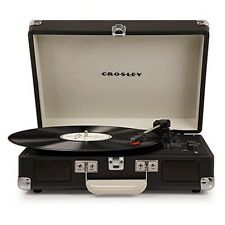 Crosley CR8005D-CB Cruiser Turntable W/ Bluetooth And Pitch Control - Chalkboard