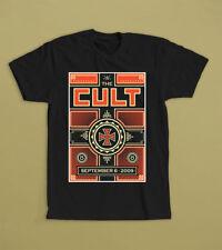 The Cult TOUR 2009 British rock band Southern Death Cult  T-SHIRT S M L XL 2XL