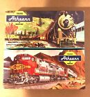 ATHEARN HO SCALE F7A & F7B GREEN SOUTHERN DIESELS #4228 & #4237