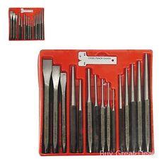 Astro Pneumatic Punch Chisel Set Automotive Tools Equipment Tool Sets 16 Pcs