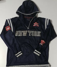 Veezo New York World Championships All Star League Hoodie Pullover Jacket L