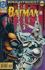 BATMAN #502 VERY FINE 1993 DC COMICS KNIGHTQUEST