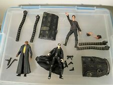 Lot of MATRIX McFarlane and other Action Figures! Vintage!