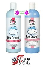 PET NATURAL BABY POWDER CONDITIONER&SHAMPOO Sensitive Skin Pro Formula DOG CAT