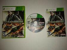 Ace Combat: Assault Horizon (Microsoft Xbox 360, 2011)