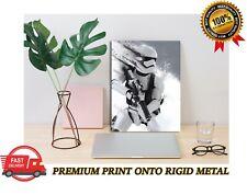 Storm Trooper Star Wars Classic Movie Premium METAL Poster Art Print Gift