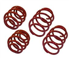 Ressorts Courts Sports Vw Polo 86c -60/-40mm