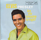 "ELVIS PRESLEY Are You Lonesome Tonight PICTURE SLEEVE 7"" 45 NEW red vinyl record"