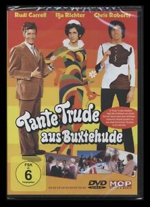 DVD TANTE TRUDE AUS BUXTEHUDE - RUDI CARRELL, ILJA RICHTER + CHRIS ROBERTS * NEU