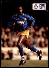 Pro Set Fußball 1991-1992 Southend United Andy Ansah #397