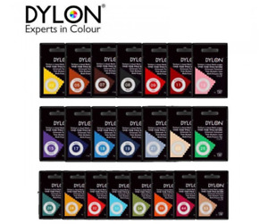 Dylon Multi-Purpose Fabric Dye Powder (5g) - Choose Colour