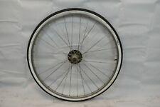Weinmann Rear 700c Road Bike Wheel Schwinn Hub Silver OLW130 18mm 32S AV Charity