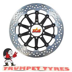 Ducati 999 R / 999 S 03 04 05 06 07 SBS Front Brake Disc Genuine EO Quality 5019