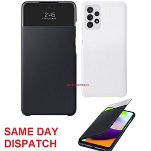 Original Samsung S View Book Case for Galaxy A72 5G mobile smart phone cover