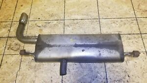 14 15 16 FORD FUSION 1.5L BACK EXHAUST MUFFLER W/ TIP OEM 56K