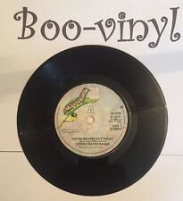 """CAROLE BAYER SAGER- YOU'RE MOVING OUT TODAY VINYL 7"""" 45RPM  Ex Con"""