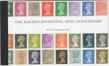 Engeland booklet DX postfris MNH - Machin Definitive 50th Anniversary (z2)