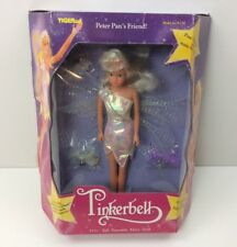 NEW Disney Tinkerbell Doll by Tiger 1991